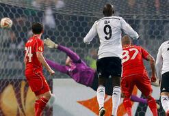 Beşiktaş-Liverpool: 1-0 (Penaltılar 5-4)