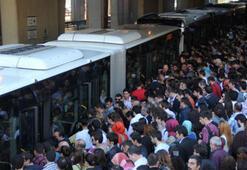 Son dakika... Metrobüste iğrenç olay O tacizci serbest bırakıldı