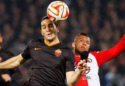Feyenoord - Roma: 1-2