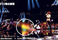 Eurovision'daki bayrağı sansürleyen Çin'e yayın yasağı