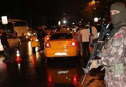 İstanbulda dev operasyon 2 bin 400 polis katıldı