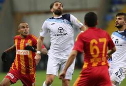 Kayserispor - Adana Demirspor: 3-3