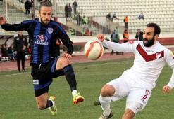 Elazığspor-Gaziantep BB: 0-1