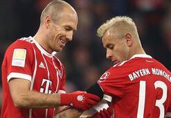 Bayern Münih Robben ve Rafinhanın sözleşmesini uzattı