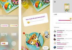 Instagram Hikayelerine emojili anket nasıl eklenir