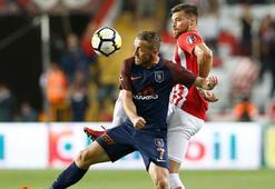 Antalyaspor - Medipol Başakşehir: 0-2