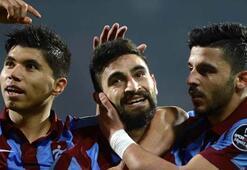 Mehmet Ekici Trabzonda manşetlerde