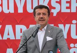 Bakan Zeybekci: Yedi düvelle mücadele veriyoruz
