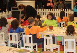 Her çocuk bir sanatçı