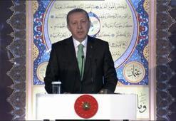 Erdoğandan Çamlıca Camii açıklaması