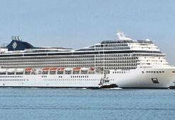 İzmir'e 124 bin turist getirecek