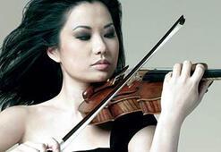 Genç yaşta efsaneleşen Sarah Chang İş Sanata geliyor