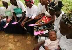 Az gelişmiş ülkelerdeki çocuklara GSKdan aşı güvencesi