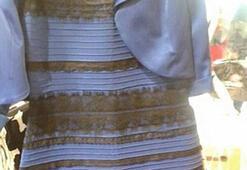 O elbisenin rengi bambaşkaymış