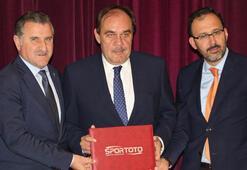 Süper Ligin isim hakkı 1,5 yıl daha Spor Totoda