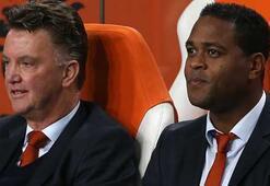 Kluivert o takımla anlaştı