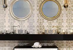 Aura Serisi ile şık ve ışıltılı banyolar