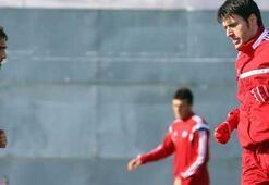 Sivassporda Beşiktaş hazırlıkları sürüyor