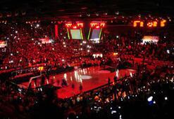 Galatasaraylılardan basketbol maçlarına büyük ilgi