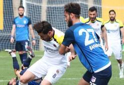 Keçiörengücü-Menemen Belediyespor: 1-0