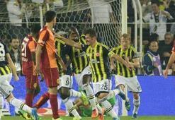 Galatasaray Kadıköyde galibiyeti 13 dakika yaşadı