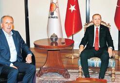 Erdoğan, İnce'yi kabul etti