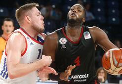 Anadolu Efes-Gaziantep Basketbol: 94-87