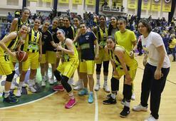 Fenerbahçe adını finale yazdırdı