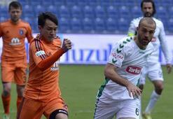 İstanbul Başakşehir-Torku Konyaspor: 0-0