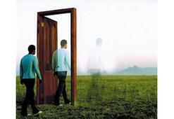 Ölümsüzlük kapısı bulundu