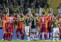 Fenerbahçe - Galatasaray derbisinin Twitter yorumları