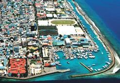 Maldivler yüzer ada olacak