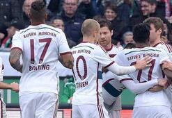 Bayern Münih puan farkını açıyor