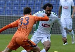 Torku Konyaspor 1 puana seviniyor