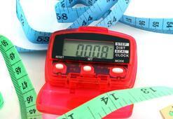 1 kilo vermek için kaç kalori yakmalısınız
