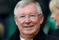 Ferguson komadan uyandı, ilk sözü futbol oldu...