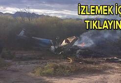 Arjantinde 2 helikopter çarpıştı: 10 ölü