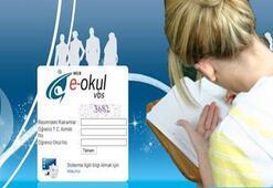 E-Okul Veli Bilgilendirme ve Yönetim Bilgi Sistemi Not ve Devamsızlık Bilgileri