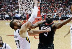 Rockets ve Warriors konferans finalinde