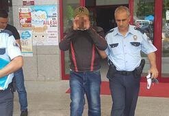 12 yaşındaki kız çocuğuna taciz iddiasına tutuklama