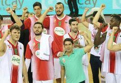 Pınar Karşıyakada hedef çeyrek final