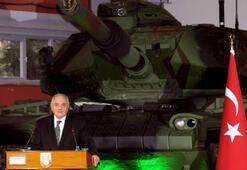 M 60 tanklarının modernize projesi tamamlandı
