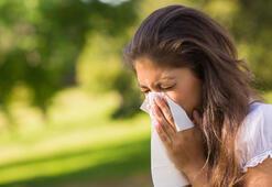 İlkbaharda alerjiye dikkat