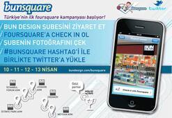 Facebook, Twitter… Sırada foursquare mi var