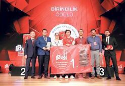 DASK'ın yarışmasını Dokuz Eylül kazandı