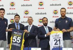 Fenerbahçenin yeni sponsoru Odeabank oldu