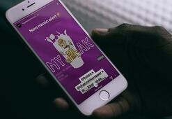 Instagram Hikayelerine müzik çıkartmaları eklenebilecek