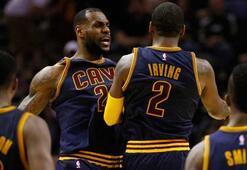 Irving 57 satı attı, Spurs yıkıldı