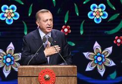 Son dakika: Cumhurbaşkanı Erdoğan: Yüreği yeten varsa gelsin