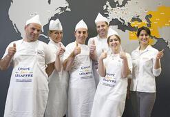 Türkiye'yi dünyada temsil edecek fırıncılar milli takımı'na kadın desteği